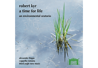 Alexander/cappella Romana Lingas - A Time for Life  - (CD)
