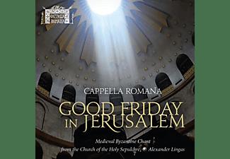 Alexander/cappella Romana Lingas - Good Friday in Jerusalem  - (CD)