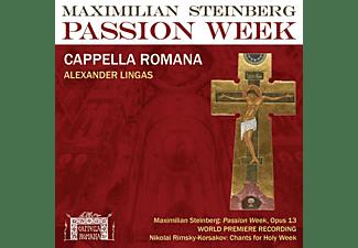 Alexander/cappella Romana Lingas - Passion Week  - (CD)