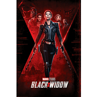 Black Widow Marvel Teaser, Scarlett Johansson