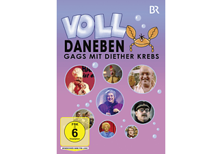 Voll daneben - Gags mit Diether Krebs DVD