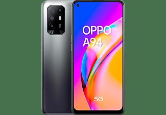 """Móvil - OPPO A94 5G, Negro, 128 GB, 8 GB, 6.43"""" Full HD+, MediaTek Dimensity 800U, 4310 mAh, Android"""