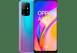 """Móvil - OPPO A94 5G, Azul, 128 GB ROM, 8 GB RAM, 6.43"""" Full HD+, MTK DIMENSITY 800U , 4310 mAh, Android"""