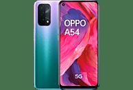 "Móvil – OPPO A54 Púrpura, 64 GB, 4 GB, 6.49"" Full HD+, Qualcomm Snapdragon 480 5G, 5000 mAh, Android"