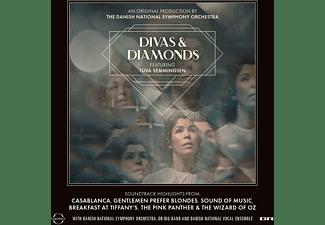 DNSO/Tönshoff, Klaus/Semmingsen, Tuva - Divas And Diamonds  - (CD)