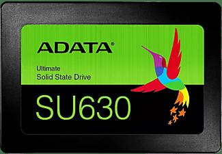 Disco duro SSD 480 GB - Adata Ultimate SU630, Interno, SATA III, Negro