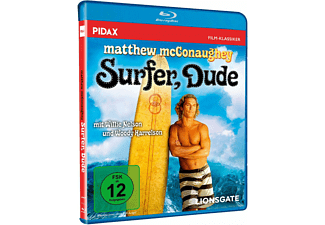 Surfer, Dude Blu-ray