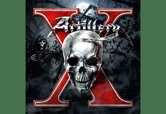 Artillery - X (180g black vinyl)  - (Vinyl)