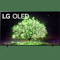 LG OLED65A19LA OLED TV (Flat, 65 Zoll / 164 cm, UHD 4K, SMART TV, webOS 6.0 mit LG ThinQ)
