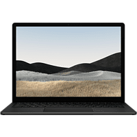 MICROSOFT Surface Laptop 4, Notebook mit 13,5 Zoll Display Touchscreen, Intel® Core™ i5 Prozessor, 8 GB RAM, 512 GB SSD, Iris™ Plus Graphics 950, Schwarz