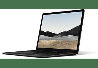 MICROSOFT Surface Laptop 4 , Notebook mit 13,5 Zoll Display Touchscreen, Intel® Core™ i7 Prozessor, 16 GB RAM, 512 GB SSD, Iris™ Plus Graphics 950, Schwarz