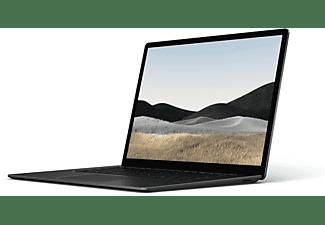 MICROSOFT Surface Laptop 4, Notebook mit 15 Zoll Display Touchscreen, Intel® Core™ i7 Prozessor, 16 GB RAM, 512 GB SSD, Iris™ Plus Graphics 950, Schwarz