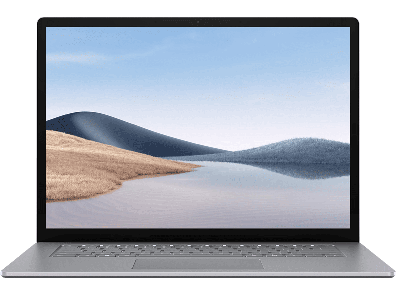 Microsoft Surface Laptop (15 Zoll) 8 GB RAM, 256 SSD, AMD Ryzen
