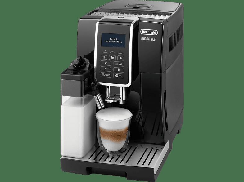 Image of DELONGHI Dinamica ECAM 356.57.B Kaffeevollautomat Schwarz