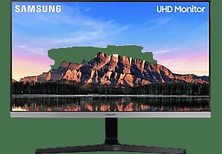 "Monitor - Samsung LU28R550UQRXEN, 28"" UHD 4K, 300 cd/m², 4 ms, 60 Hz, HDMI, AMD FreeSync, Modo juego, Gris"