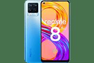 "Móvil - realme 8 Pro, Azul, 128 GB, 8 GB RAM, 6.43"" Full HD+, SM7125 Snapdragon 720G, 4500 mAh, Android 11"