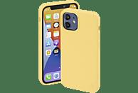 HAMA MagCase Finest Feel PRO, Backcover, Apple, iPhone 12 mini, Gelb