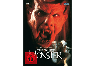 The White Monster Blu-ray + DVD