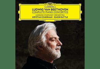 Simon Ratte, London Symphony Orchestra, Zimerman Krystian - Beethoven: Complete Piano Concertos  - (CD)