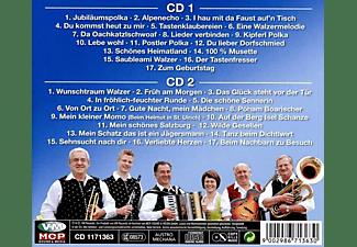 Alpenecho - Schönes Heimatland  - (CD)