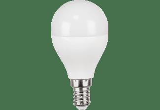 XAVAX LED-Lampe, E14, 470lm ersetzt 40W, Tropfenlampe, Tageslicht