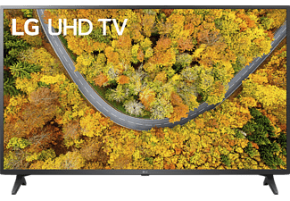 LG 55UP75009LF LCD TV (Flat, 55 Zoll / 139 cm, UHD 4K, SMART TV, webOS 6.0 mit LG ThinQ)
