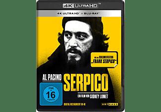 Serpico 4K Ultra HD Blu-ray + Blu-ray