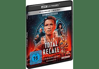 Total Recall - Die totale Erinnerung 4K Ultra HD Blu-ray