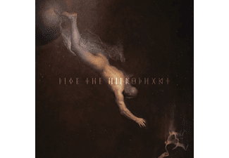 Five The Hierophant - Through Aureate Void  - (CD)