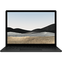 MICROSOFT Surface Laptop 4, 13.5 Zoll, i7-1185G7, 16GB RAM, 512GB SSD, Mattschwarz