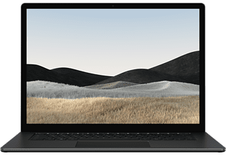 MICROSOFT Surface Laptop 4, 15 Zoll, i7-1185G7, 16GB RAM, 512GB SSD, Mattschwarz