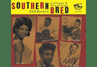 VARIOUS - Southern Bred-Louisiana R&B Rockers Vol.15  - (CD)