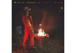 Willie Jones - Right Now  - (Vinyl)