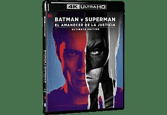 Batman V Superman: El Amanecer De La Justicia (Ultimate Edición) - 4K UHD Blu-Ray