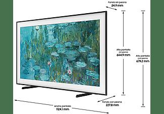 "TV QLED 50"" - Samsung The Frame QE50LS03AAUXXC, UHD 4K, Smart TV, HDR10+, Tizen, FreeSync Premium Pro, Negro"