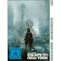 John Carpenters Die Klapperschlange - Piece of Art Box 4K Ultra HD Blu-ray + Blu-ray