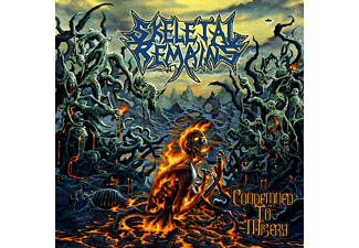 Skeletal Remains - Condemned To Misery (Re-issue 2021)  - (Vinyl)