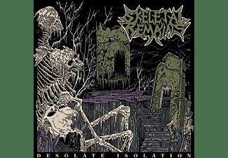 Skeletal Remains - DESOLATE ISOLATION  - (Vinyl)