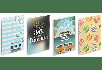 HAMA Softcover-Album Summerly, 24 Fotos, 10x15 cm