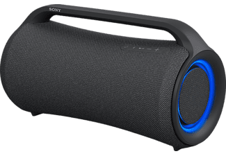 SONY SRS-XG500 Bluetooth Lautsprecher, Schwarz, Wasserfest