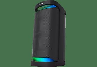 SONY SRS-XP700 spritzwasserfeste Partybox, Schwarz