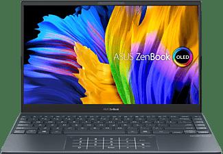 "Portátil  - Asus ZenBook13 UX325-KG245,13"" FHD, Intel® Core™ i7-1165G7, 16GB RAM, 512GB, Iris® Xe,FDOS"