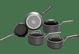 NINJA C35000EU Foodi Zerostick 5-tgl. Topf- und Pfannenset Aluminuim