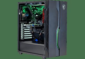 PC gaming - PC Clon B460, Intel® Core™ i5-10400F, 16 GB RAM, 500 GB SSD + 1 TB HDD, GTX1650, FDOS