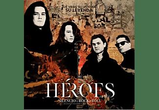 Héroes - Silencio y Rock & Roll - 2 CD