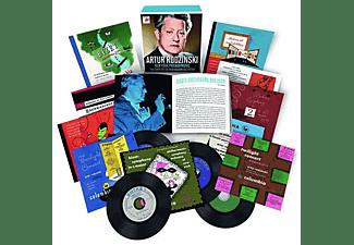 Artur Rodzinski & New York Philharmonic - The Complete Columbia Album Collection (Ed. Completa) - 16 CD