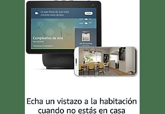 """Pantalla inteligente con Alexa – Amazon Echo Show 10, 10.1"""" HD con movimiento automático, WiFi, Antracita"""
