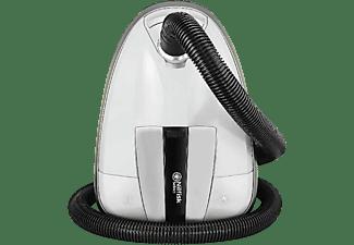 Aspirador con bolsa - Nilfisk Select WCL13P08A1, Potencia 650W, 2.7l, Filtro HEPA 13, Clase A+, Blanco