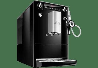 Cafetera superautomática - Melitta® Solo & Perfect Milk, Auto Capuchinador, Molinillo, 15 bar, Negro