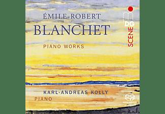 Karl-andreas Kolly - Piano Works  - (SACD Hybrid)
